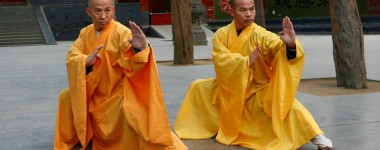 Martial Arts and Religion